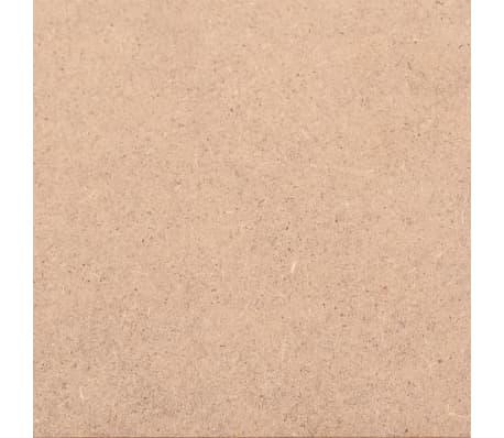 vidaXL Površina za mizo okrogla iz MDF-ja 400x18 mm[5/6]