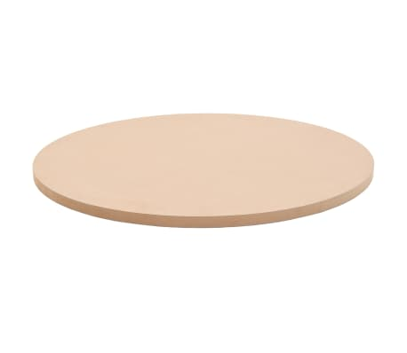 vidaXL Dessus de table Rond MDF 600 x 18 mm[2/6]