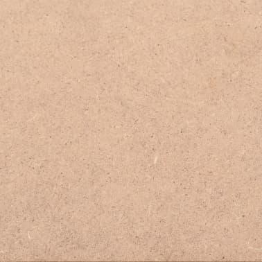 vidaXL Dessus de table Rond MDF 800 x 18 mm[5/6]