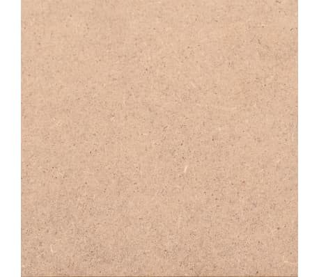 vidaXL Dessus de table Rond MDF 900 x 18 mm[5/6]