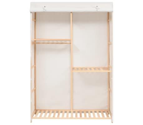 vidaXL 3 tasandiga garderoob 110 x 40 x 170 cm[2/7]