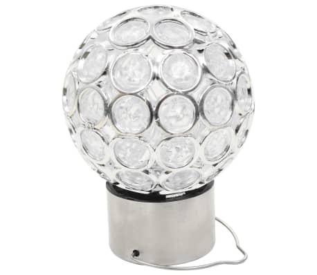 vidaXL Wiszące lampy solarne, 8 szt., LED RGB[3/12]
