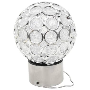 vidaXL Hängande solcellslampa 8 st LED-lampor RGB[3/12]