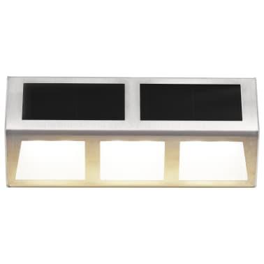 vidaXL solcellelamper 4 stk. LED-lys varm hvid[3/7]