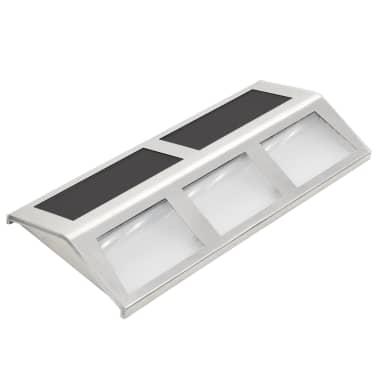 vidaXL solcellelamper 4 stk. LED-lys varm hvid[4/7]