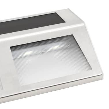 vidaXL solcellelamper 4 stk. LED-lys varm hvid[6/7]