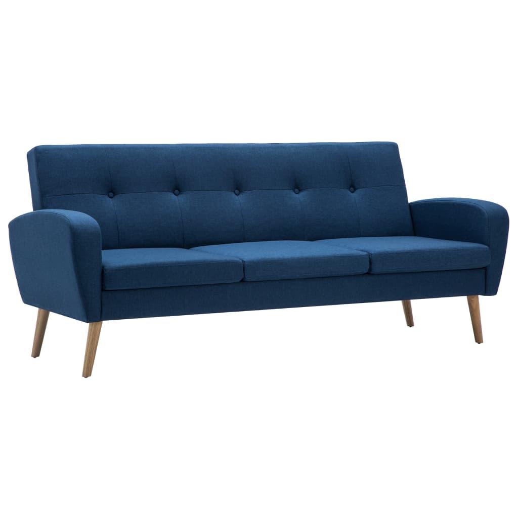 Nasza 3-osobowa sofa o prostej, a zarazem stylowej formie będzie znakomitym dodatkiem do Twojego wnętrza.