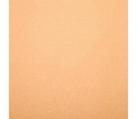 vidaXL L-formos sofa, aud. apmušal., 171,5x138x81,5cm, oranžinė[9/10]