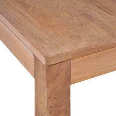 vidaXL Kavos staliukas, 110x60x40cm, tik. med. mas. su natūr. apd.[5/8]