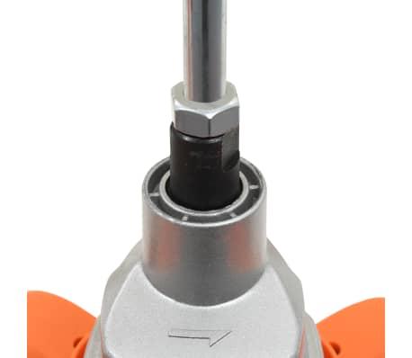 vidaXL Betonmixer elektrisch handmodel 6 snelheden 1200 W[6/10]