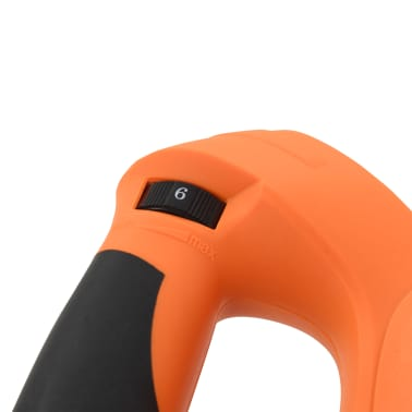 vidaXL Betonmixer elektrisch handmodel 6 snelheden 1200 W[8/10]