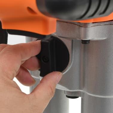 vidaXL Elektro Hand Betonmischer 6 Geschwindigkeit Doppelpaddel 1600W[11/11]