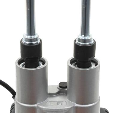 vidaXL Elektro Hand Betonmischer 6 Geschwindigkeit Doppelpaddel 1600W[9/11]
