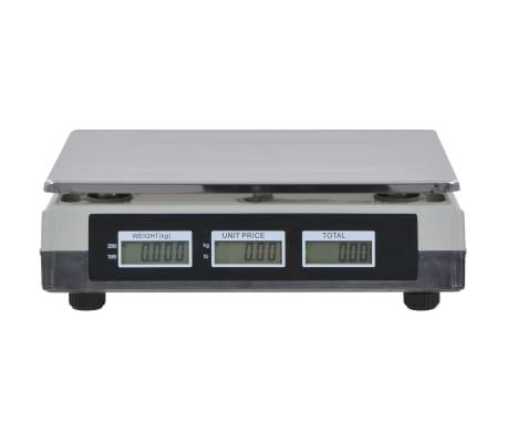 vidaXL Waga cyfrowa do 30 kg z akumulatorem[10/12]