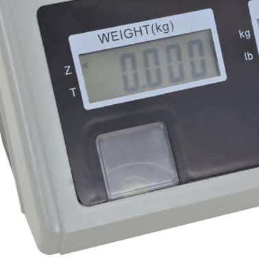 vidaXL Bilancia Digitale 30 kg con Batteria Ricaricabile[7/12]