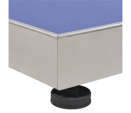vidaXL Cyfrowa waga platformowa do 300 kg, akumulatorowa[9/10]