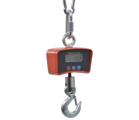 vidaXL Elektronische Kranwaage 1000 kg