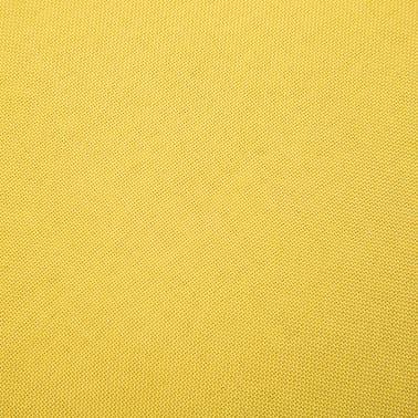 vidaXL Sedací souprava pro 5 osob 2 kusy textilní čalounění žluté[6/8]