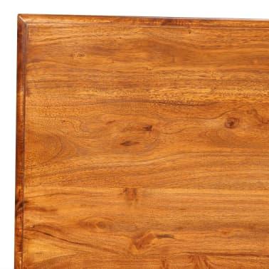 vidaXL Juego de comedor 7 piezas madera de acacia acabado sheesham[15/18]