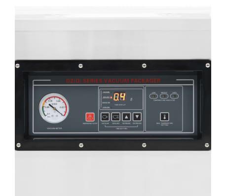 vidaXL Professionell vakuumförpackare 750 W rostfritt stål[6/8]