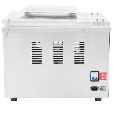 vidaXL Professionell vakuumförpackare 750 W rostfritt stål[3/8]