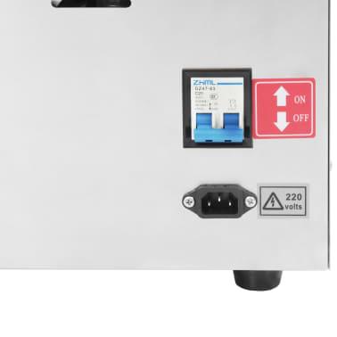 vidaXL Professionell vakuumförpackare 750 W rostfritt stål[4/8]