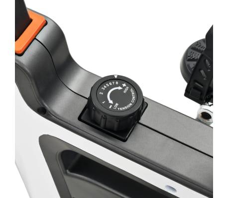 vidaXL Hometrainer magnetisch met hartslagmeter[11/12]