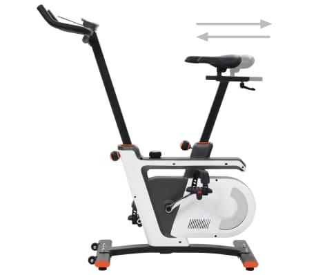 vidaXL Hometrainer magnetisch met hartslagmeter[6/12]