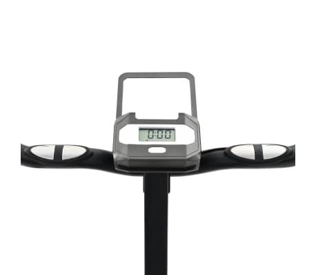 vidaXL Hometrainer magnetisch met hartslagmeter[9/12]
