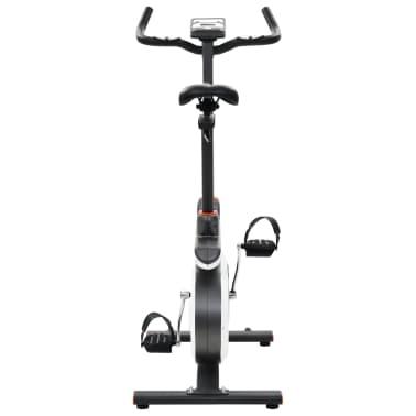 vidaXL Hometrainer magnetisch met hartslagmeter[5/12]