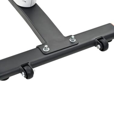 vidaXL Hometrainer magnetisch met hartslagmeter[8/12]