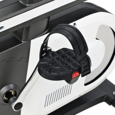 vidaXL Hometrainer magnetisch met hartslagmeter[10/12]
