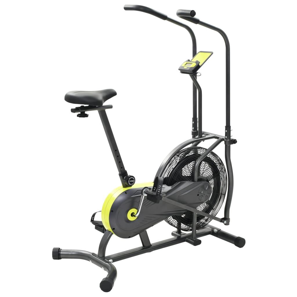 vidaXL Bicicletă de exerciții fizice, 40 cm vidaxl.ro