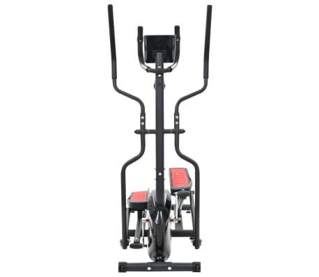 vidaXL Crosstrainer magnetisch met hartslagmeter XL[4/7]