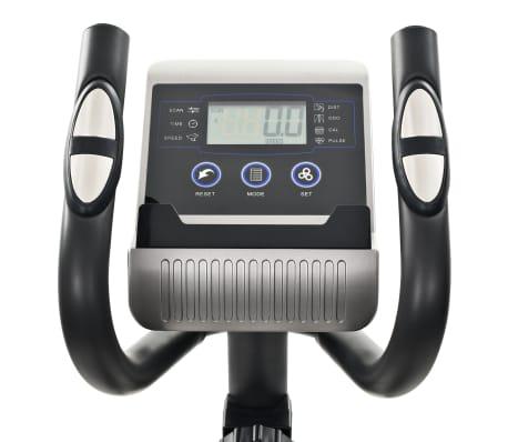 vidaXL Magnetni eliptični trenažer z merilnikom pulza XL[5/7]