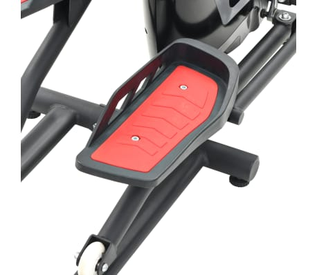vidaXL Crosstrainer magnetisch met hartslagmeter XL[7/7]