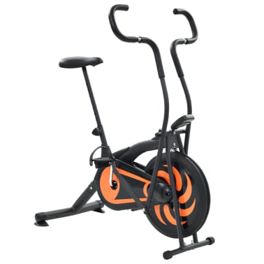 vidaXL Exercise Air Bike 46 cm[1/9]