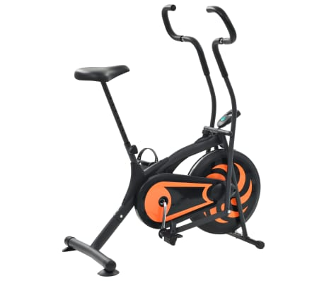 vidaXL Exercise Air Bike 46 cm[2/9]