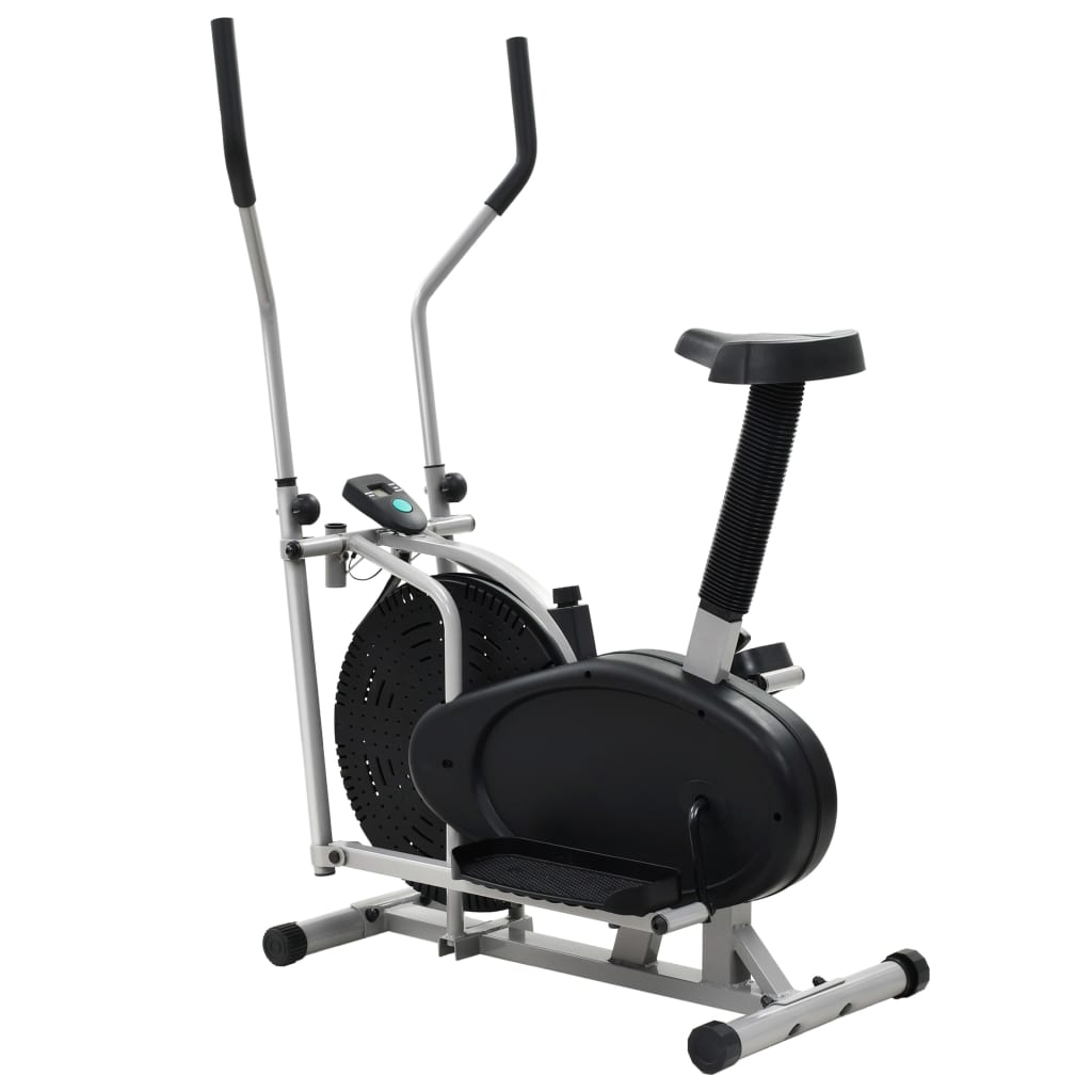 vidaXL Crosstrainer bandweerstand 50 cm kopen doe je hier met voordeel Crosstrainers