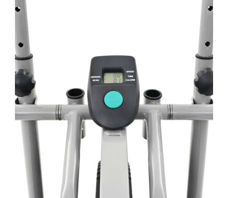 vidaXL Orbitrac Elliptical Trainer 2-in-1 Belt Resistance 50 cm[6/10]