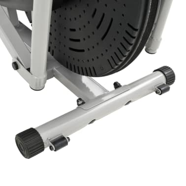 vidaXL Orbitrac Elliptical Trainer 2-in-1 Belt Resistance 50 cm[10/10]