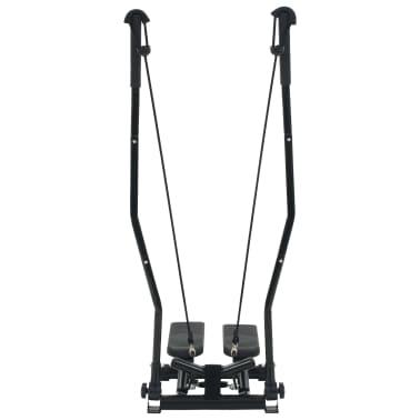 vidaXL Stepper oscillant avec poteaux et cordes de résistance[5/11]