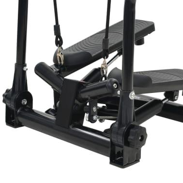 vidaXL Stepper oscillant avec poteaux et cordes de résistance[7/11]