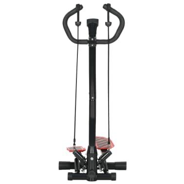 vidaXL Máquina stepper con poste central y cuerdas de resistencia[5/10]