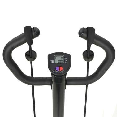 vidaXL Máquina stepper con poste central y cuerdas de resistencia[6/10]