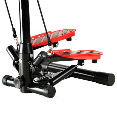 vidaXL Máquina stepper con poste central y cuerdas de resistencia[7/10]
