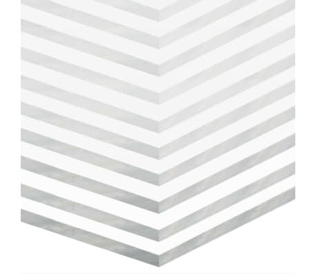 vidaXL Feuille de verre acrylique transparent 10 pcs 60 x 80 cm 4 mm[2/6]