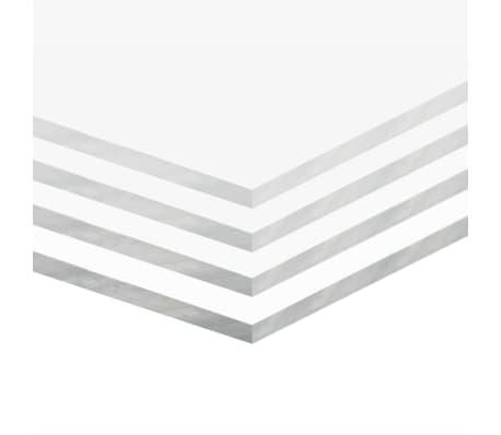 vidaXL Prozorne plošče iz akrilnega stekla 4 kosi 60x120 cm 4 mm[2/6]
