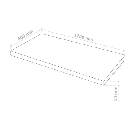 vidaXL Prozorne plošče iz akrilnega stekla 2 kosa 60x120 cm 10 mm[6/6]