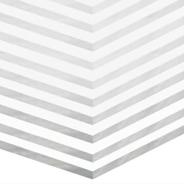 vidaXL Láminas de vidrio acrílico 10 unidades 40x60 cm 3 mm[2/6]